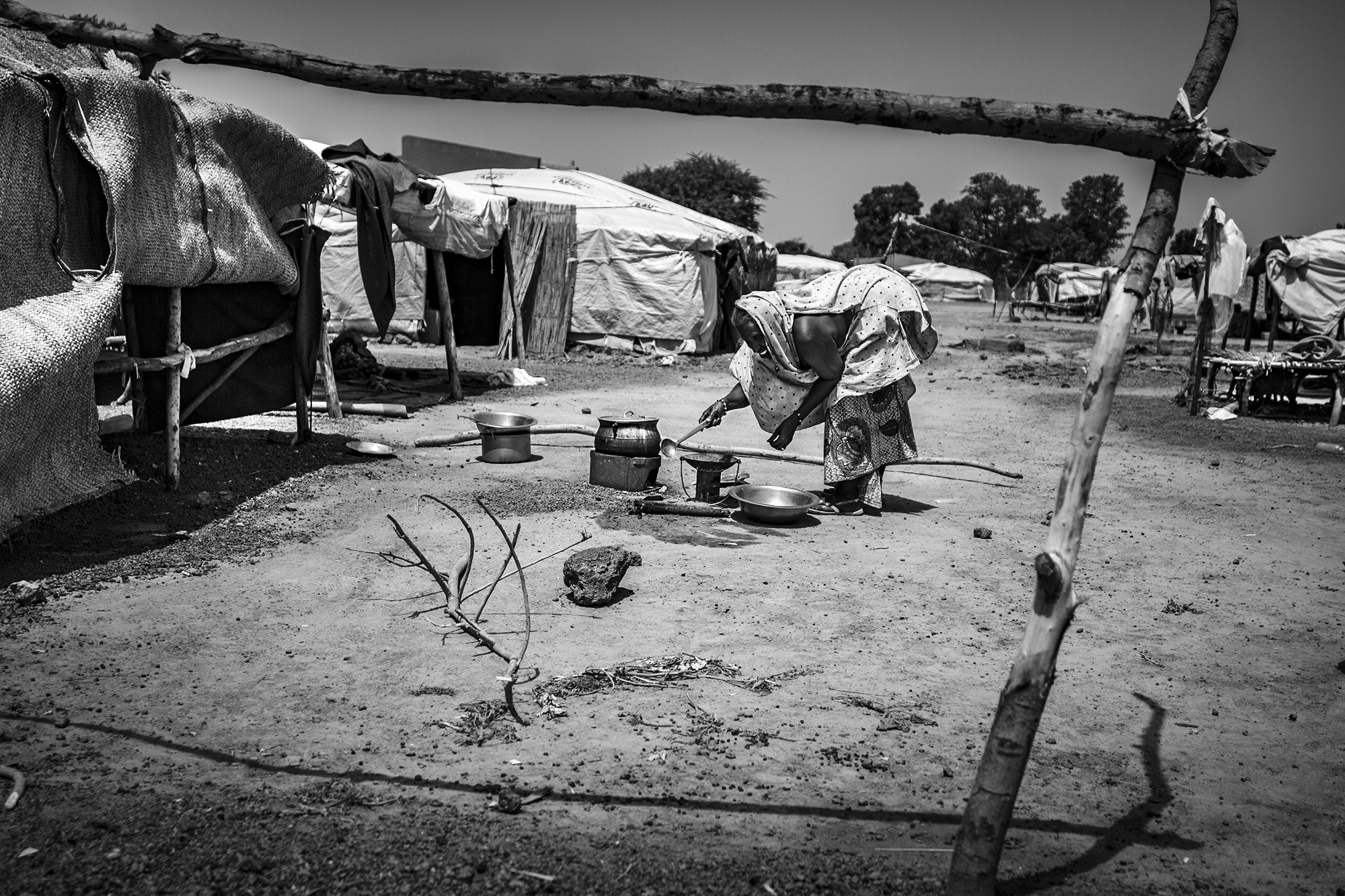 The Refugees of Mali | Manel Quiros Photography