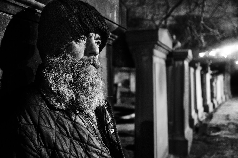 Faces of Edinburgh | Manel Quiros Photography