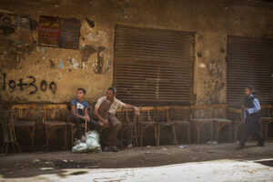 11The Garbage City   Manel Quiros Photography