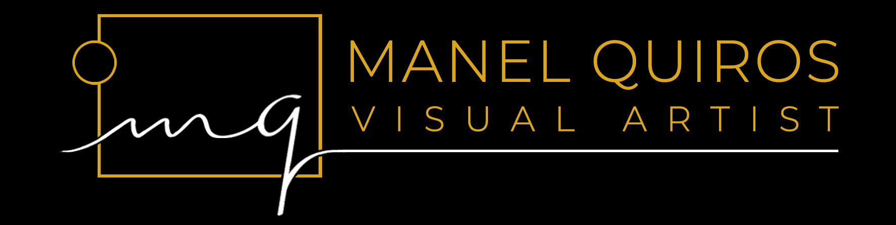Logo Manel Quiros Visual Artist | Manel Quiros Photography