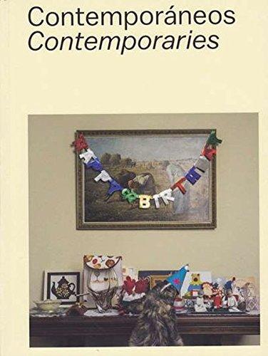 11Contemporaneos Book Cover | Manel Quiros Photography